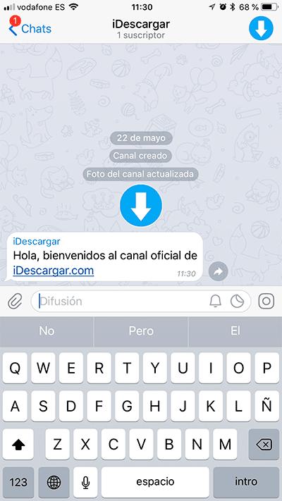 Telegram Messenger 3