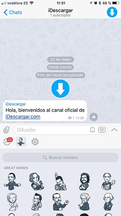Telegram Messenger 5