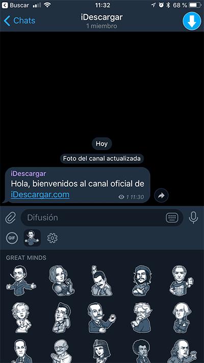 Telegram X 2