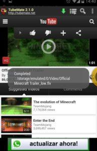 TubeMate Youtube Downloader 5