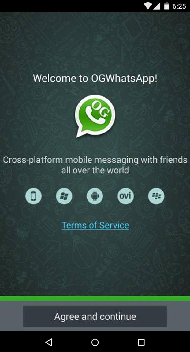OGWhatsApp 2.11.432 APK para Android | Descargar Gratis