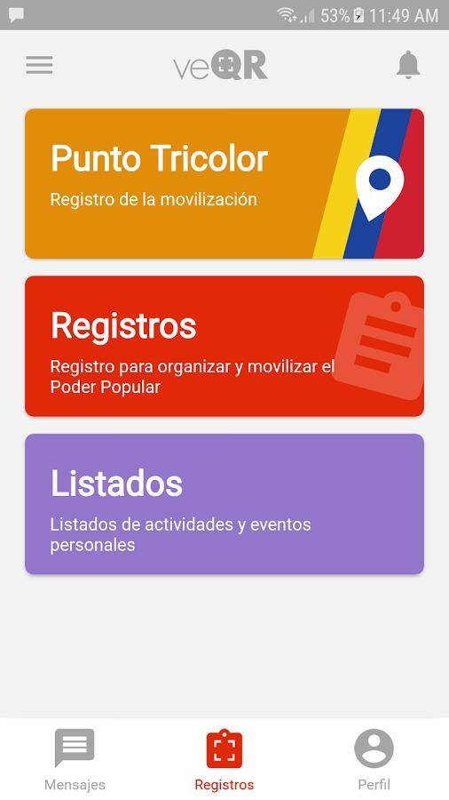 veQR – Somos Venezuela 3