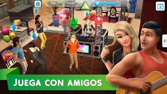Los Sims™ Móvil 4