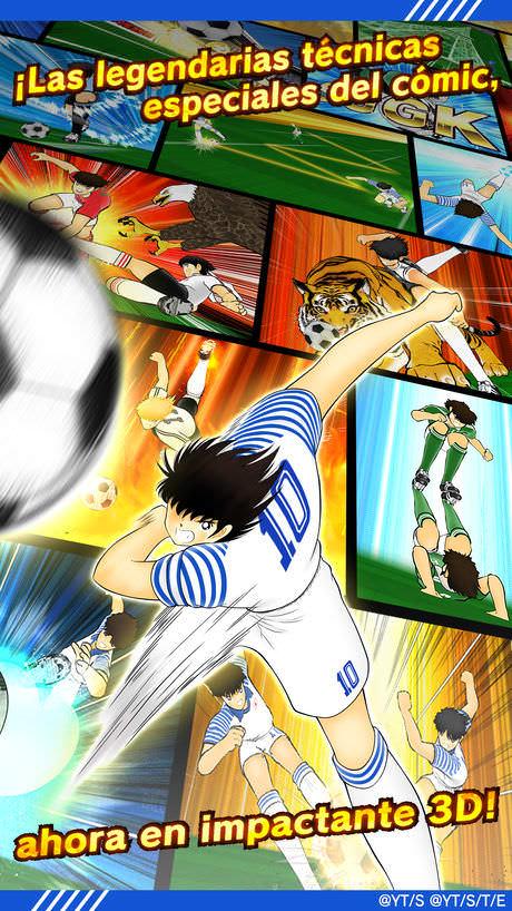 Captain Tsubasa: Dream Team 3