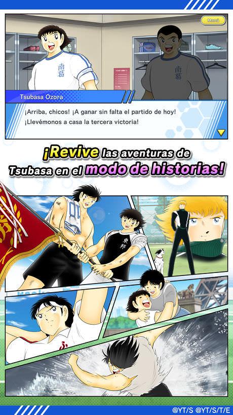 Captain Tsubasa: Dream Team 4