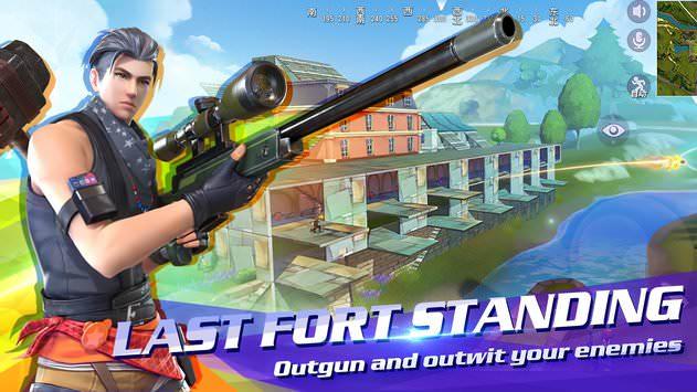 FortCraft 4