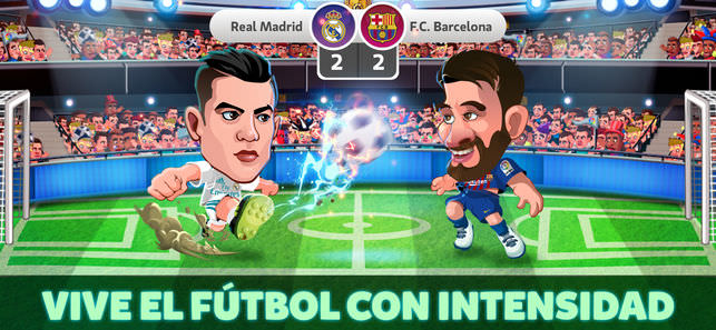 Head Soccer La Liga 2018 1