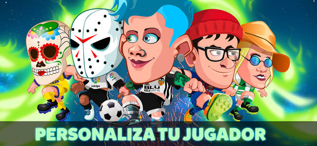 Head Soccer La Liga 2018 5