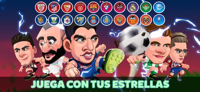 Head Soccer La Liga 2018 2