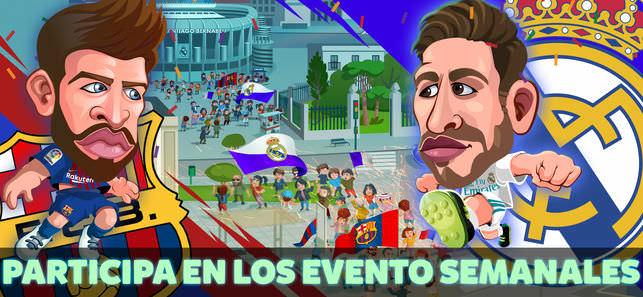 Head Soccer La Liga 2018 3