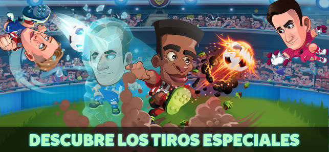 Head Soccer La Liga 2018 4