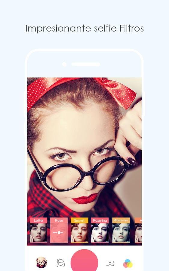 Sweet Selfie – Mejor cámara selfie belleza 2