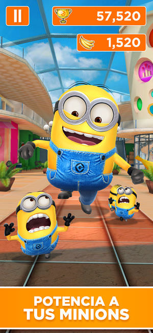 Gru: Mi Villano Favorito: Minion Rush 2