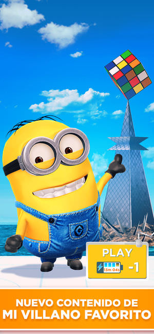 Gru: Mi Villano Favorito: Minion Rush 1
