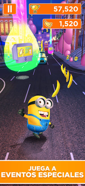 Gru: Mi Villano Favorito: Minion Rush 4