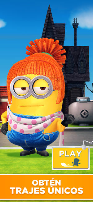 Gru: Mi Villano Favorito: Minion Rush 3