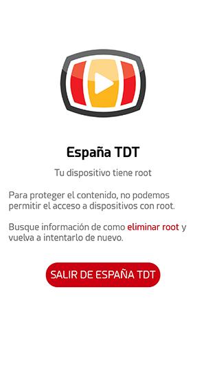 España TDT Android 4