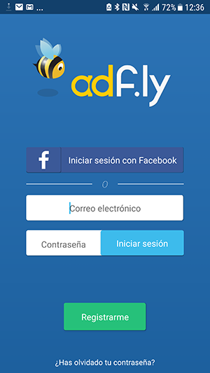 AdFly – Paid URL Shortener 1