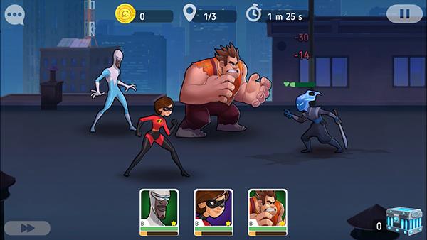 Disney Heroes: Battle Mode 2