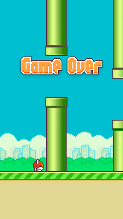 Flappy Bird 4