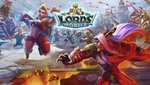 Lords Mobile: Guerra de Reinos - Batalla MMO RPG 1