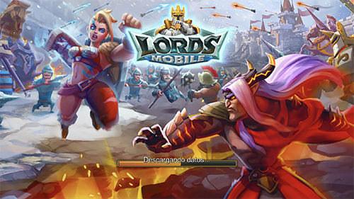 Lords Mobile: Guerra de Reinos – Batalla MMO RPG 1