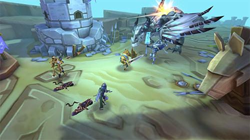 Lords Mobile: Guerra de Reinos – Batalla MMO RPG 4