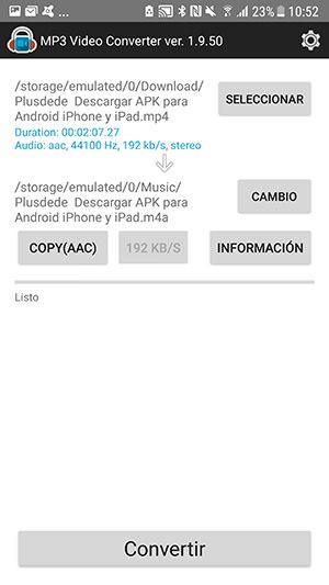 MP3 Video Converter 2
