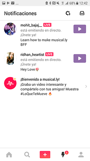 Musical.ly 7