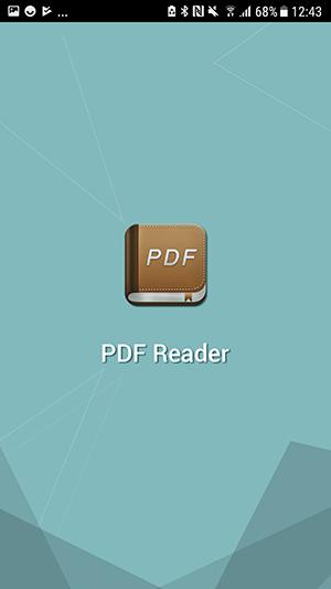 PDF Reader – Lector de PDF 1