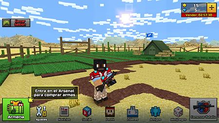 Pixel Gun 3D 3