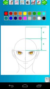 Cómo dibujar Manga Anime 4