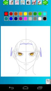 Cómo dibujar Manga Anime 5
