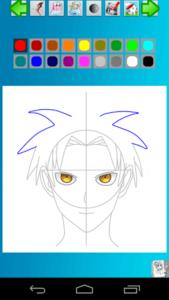 Cómo dibujar Manga Anime 6