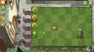 Plants vs. Zombies 2 3