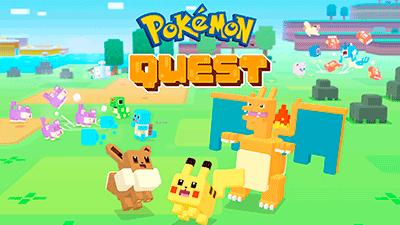 Pokémon Quest 1