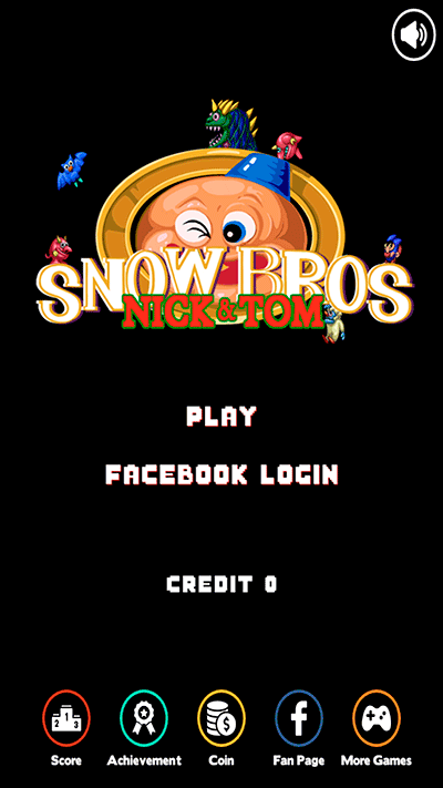 Snow Bros 1