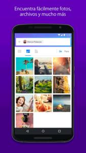 Yahoo! Mail 4