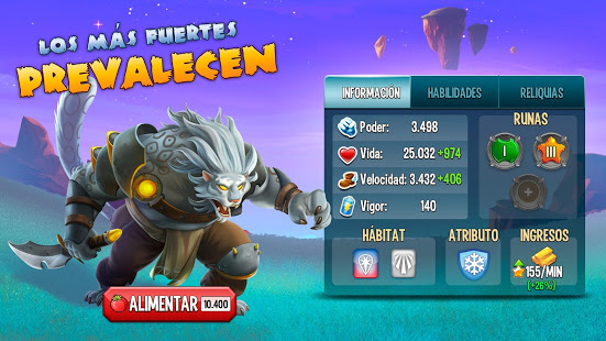 Monster Legends 1
