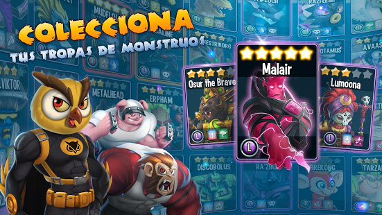 Monster Legends 3