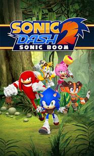 Sonic Dash 2: Sonic Boom 5