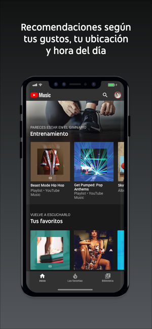 YouTube Music 2