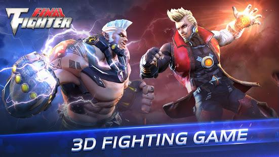 Final Fighter 1