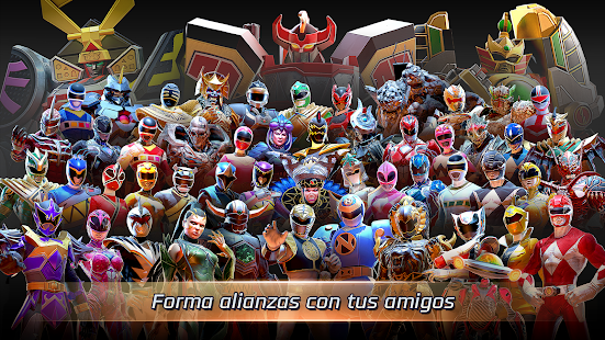 Power Rangers: Legacy Wars 3