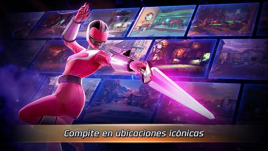 Power Rangers: Legacy Wars 4