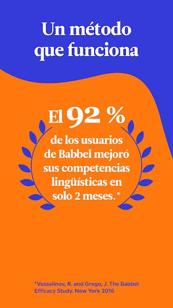 Babbel - Aprender idiomas 3