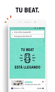 Beat App Gratuita de Viajes 3