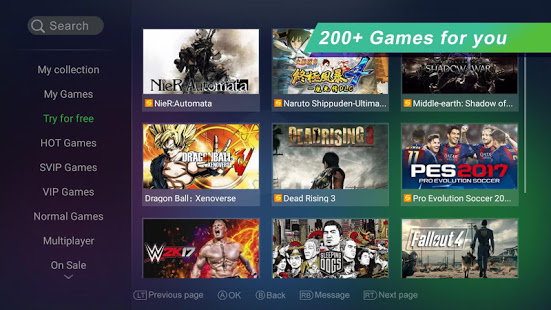 Gloud Games – Best Emulator for XBOX PC PS 2