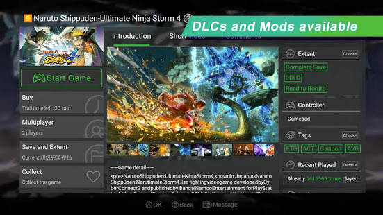 Gloud Games – Best Emulator for XBOX PC PS 3