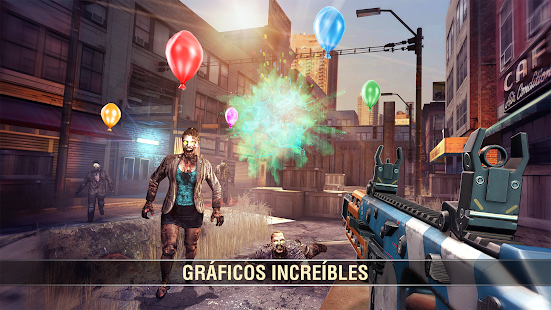 DEAD TRIGGER 2 – Shooter de zombis y supervivencia 3